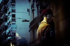 Caminando por la city