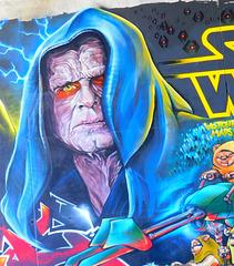 Graffiti ************Star WArs**********