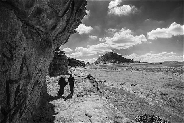 Mariés du désert