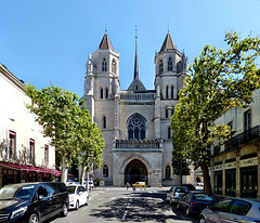 Dijon - Cathédrale Saint-Bénigne