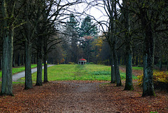 Mausoleum im Schlosspark - Mausoleum in the castle park