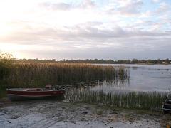 Magie maritime du lac Cécile