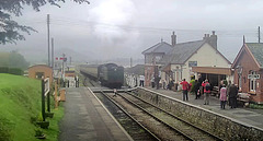 Webcam: Blue Anchor Station