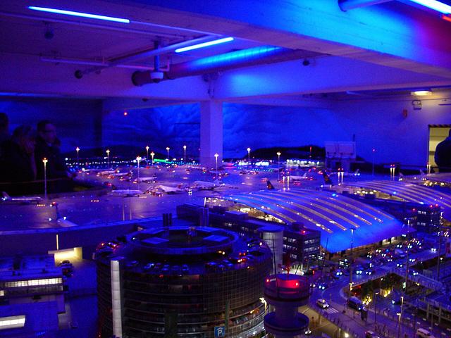 Hamburg - miniature airport