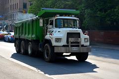 Canada 2016 – Toronto – Mack truck