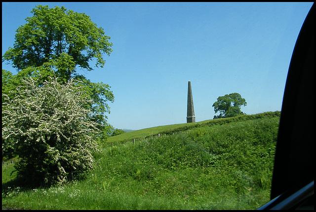 Elba Monument at Burneside