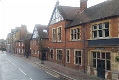 Cowley Road gables