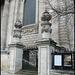St Paul's gateposts
