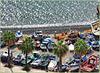 Câmara De Lobos : tante vecchie barche di pescatori