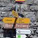 Ab hier weiter auf dem Pilgerweg richtung La Neuveville