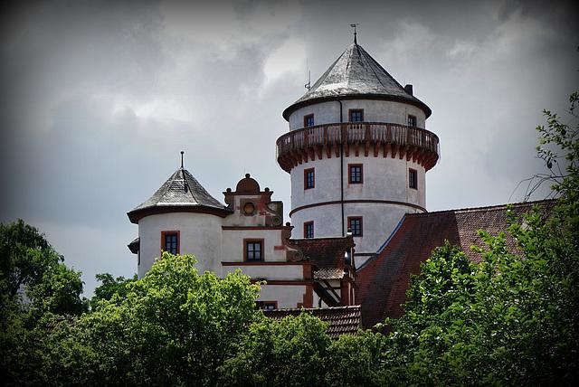 Das Schloss des Bischofmörders - The bishop murderer's castle