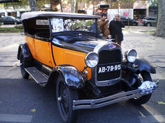 Ford A (1928).