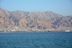 Jordan Coast of Red Sea