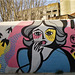 Street art by Pitanga.