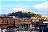 Arrivo al porto di Napoli - (820)