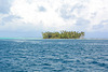 Polynésie Française, Islet on the Reef of Bora-Bora