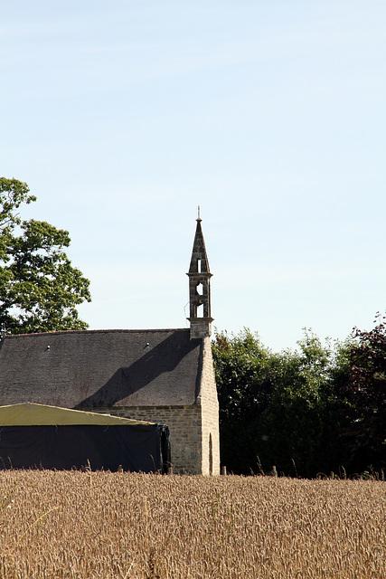 La chapelle St Génolé