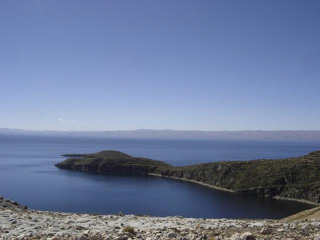 Lac Titicaca...