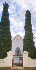 Methodist church, Salem, South Africa
