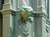 Detail  on Building ,downtown Lima