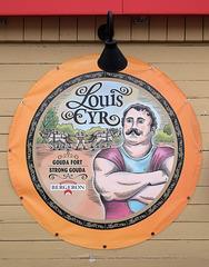Louis Cyr fromagé