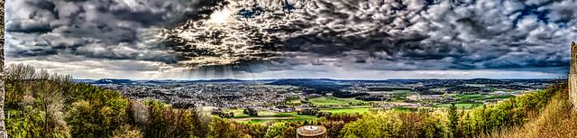 Blick vom Kitschsteinhorn