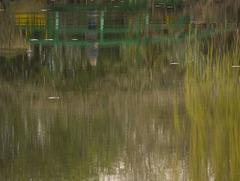 Monet's Garden sans Water Lilies