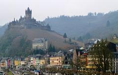 DE - Cochem - Stadt und Reichsburg