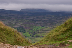Cloud level view of Kinder Scout