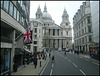 top of Ludgate Hill