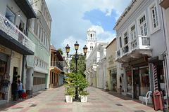 Dominican Republic, Santo Domingo, Calle El Conde