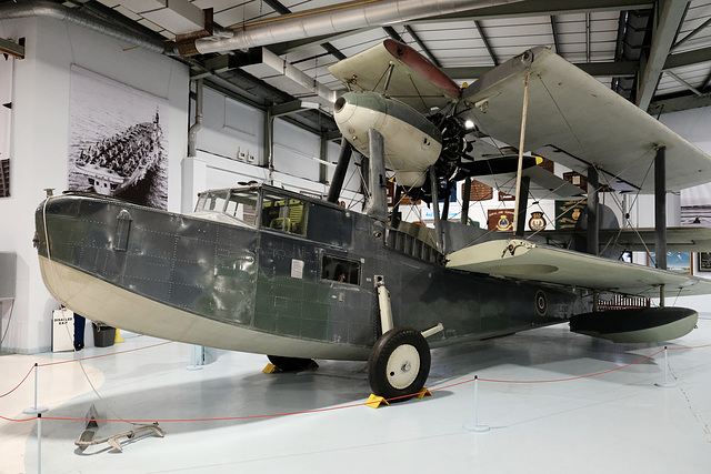 Fleet Air Arm Museum X Pro2 7 Walrus 1