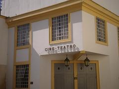 Cine-Theatre.