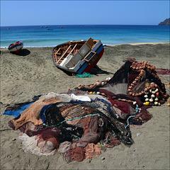 Fisherman's rest.