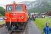 2095.13 der Bregenzerwald Bahn im Bahnhof Schwarzenberg