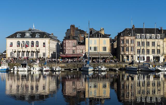 Postcard from Honfleur