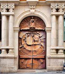 Detalles de arquitectura - Teruel - Aragón