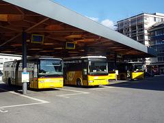 Sion Busbahnhof