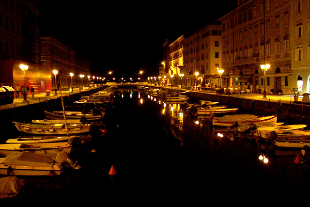 IT - Trieste - Canal Grande