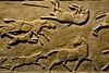London 2018 – British Museum – Horses on the run