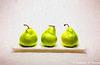 Pears - Topaz Filter Impressionistic Swirley Strokes II - 052615
