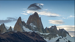 Fitz Roy with cap