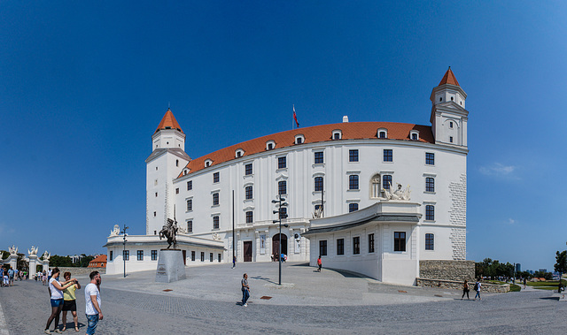 Bratislava, renoviert 1953
