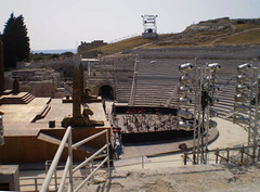 Greek Theatre (3rd century BC).