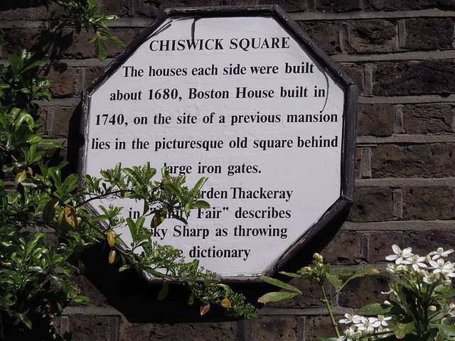 chiswick square, london