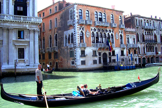 IT - Venice - On the Canal Grande