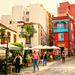 Herzliche Grüße aus Santa Cruz de La Palma von der Placeta de Borrero, dem Zentrum der wunderschönen Altstadt. ©UdoSm