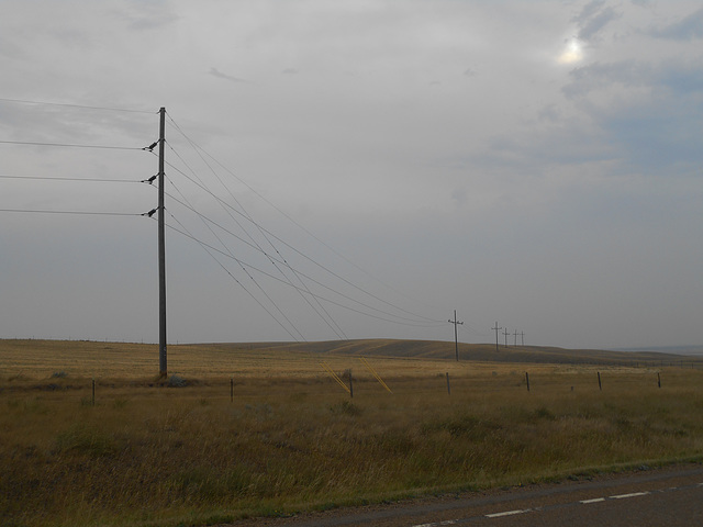 Montana Power - Valley County, MT