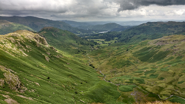 Lake District scene