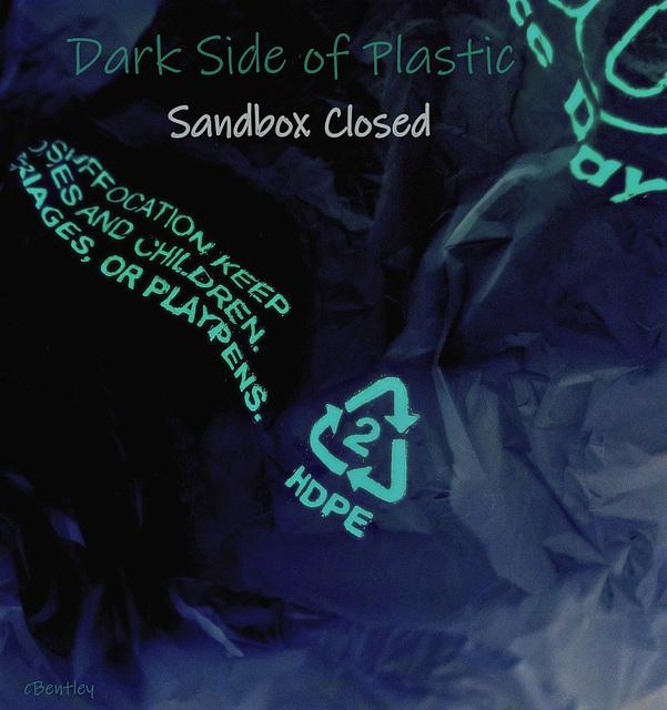 Dark Side of Plastic